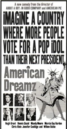 American dreamz-movie listing