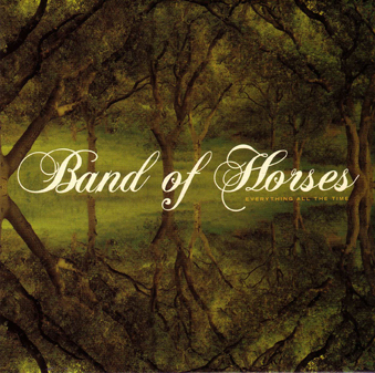 Band of Horses-CD cover