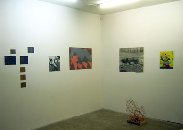 installation shot - 'Nationalmusuem'/'Precurse'.