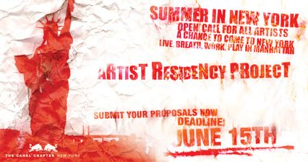 Canal Chapter residency Program