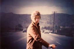 cindy sherman-bike
