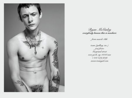 Ryan McGinley - everybody invite