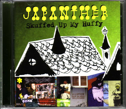 Japanther - Skuffed ...