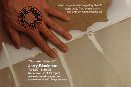 jerry card 2009 -front