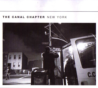 Jordan Seiler-The Canal Chapter