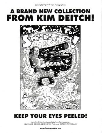 Kim Deitch the search for