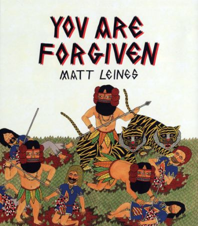 Matt -You Are Forgiven