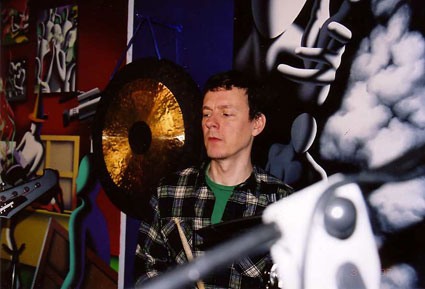 MICHEL GONDRY-drums