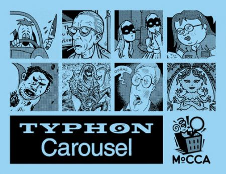 Mocca typhon carousel