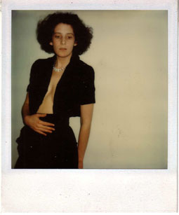 nancy polaroid by terry bolero !!