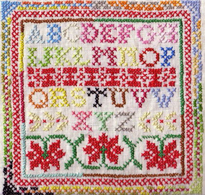 Nancy's quilt sampler