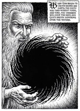 R CRUMB - the bible illuminated