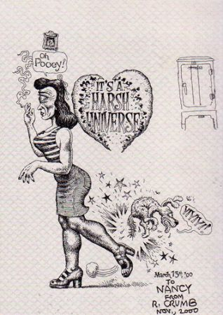 R Crumb-nancy