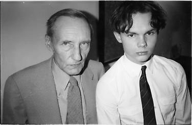 stellan holm William burroughs