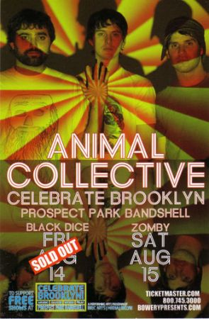 animal collective celebrate brooklyn