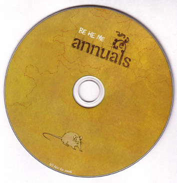 Annuals - CD rt
