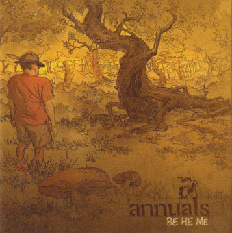 Annuals CD- cover