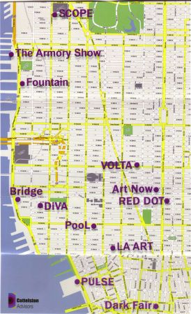 art fair map 2008