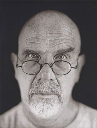 auction Chuck close