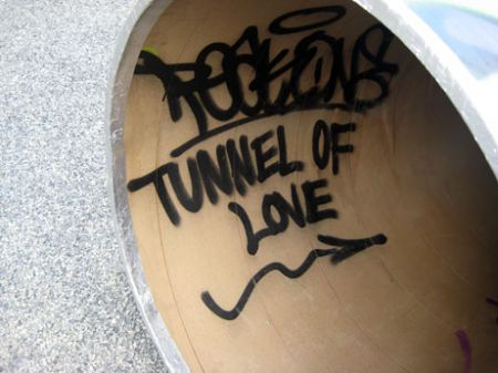 Farm love tunnel # 4