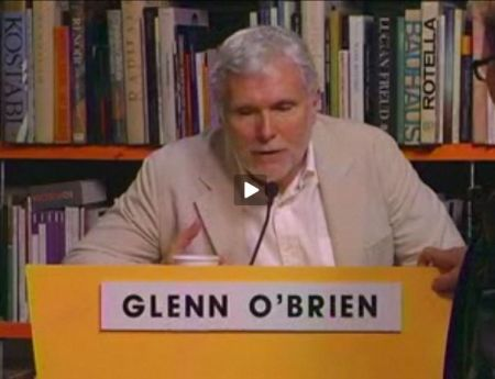 Glenn on kostabi