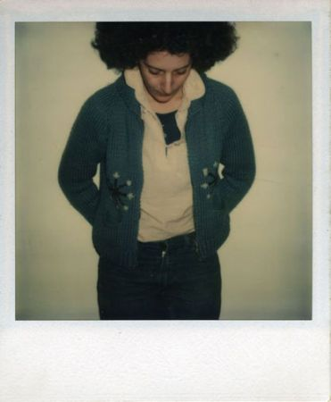 nancy polaroid by terry # 2