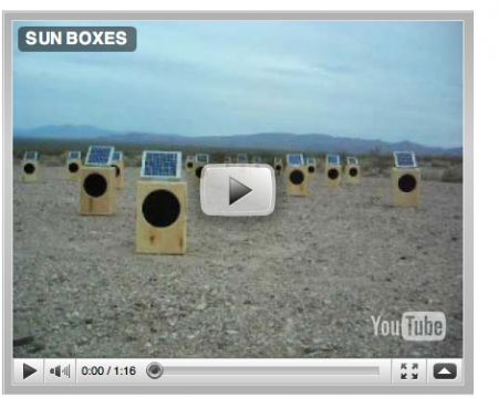 sun boxes YouTube