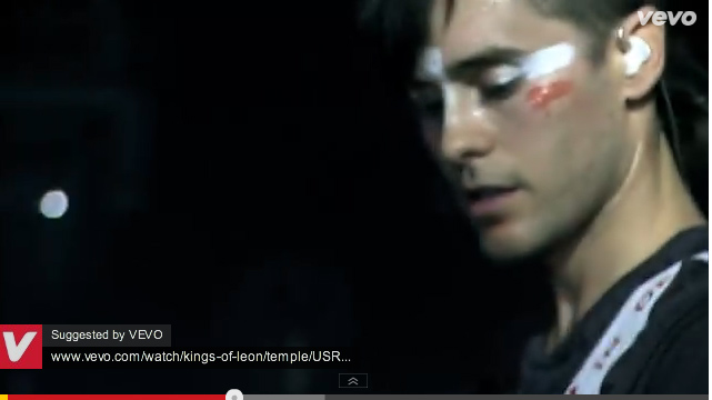 ~JARED LETO . . gets CLOSER TO THE EDGE ...