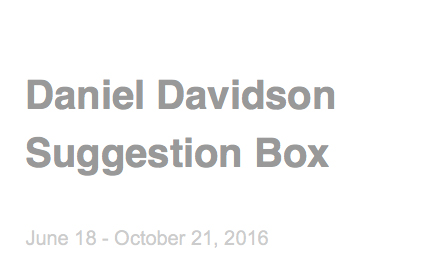 DANIEL-DAVIDSON---SUGGESTION-BOX---SAN-DIEGO
