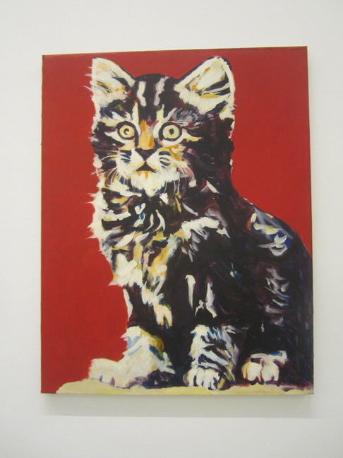 walter-robinson-red-kitty