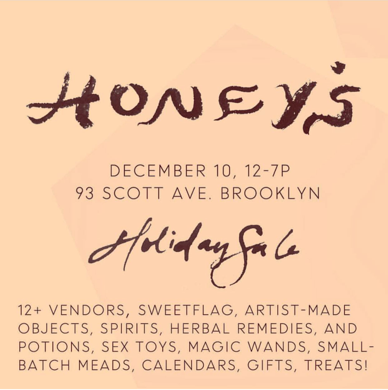 honeys-holiday-sale