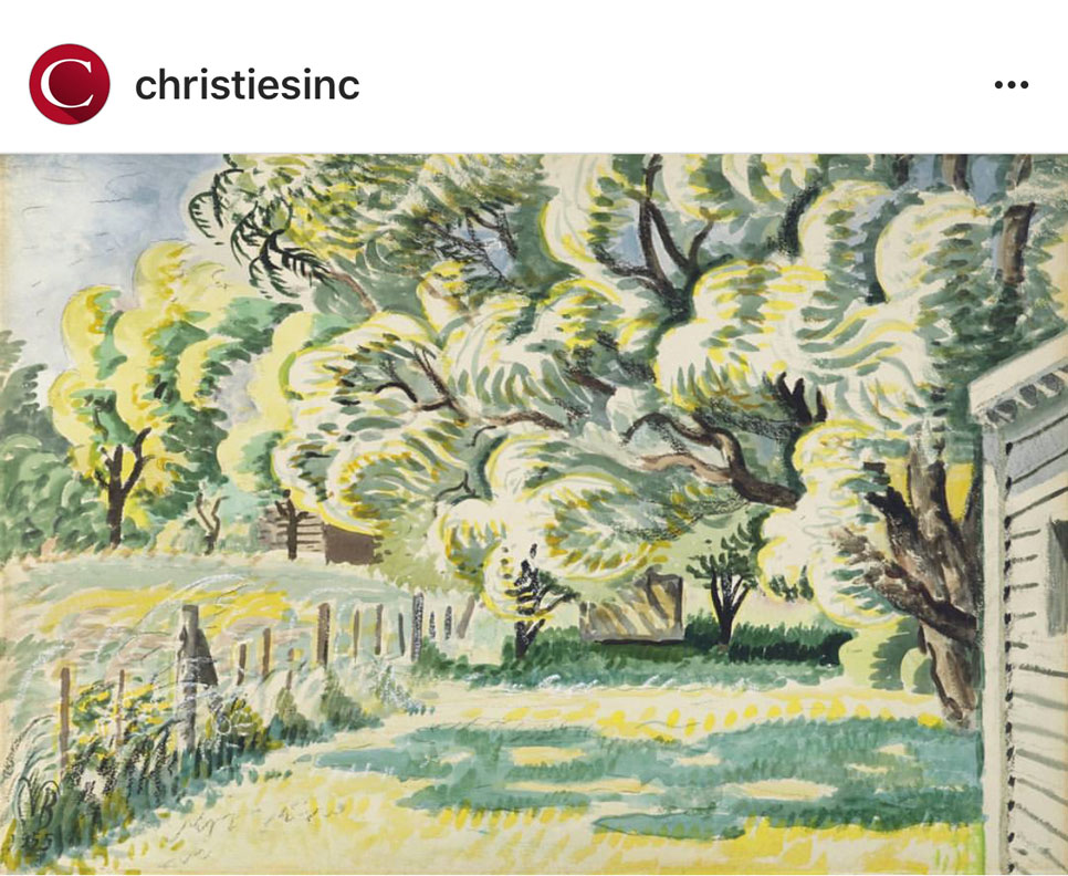 Burchfield-at-Christies